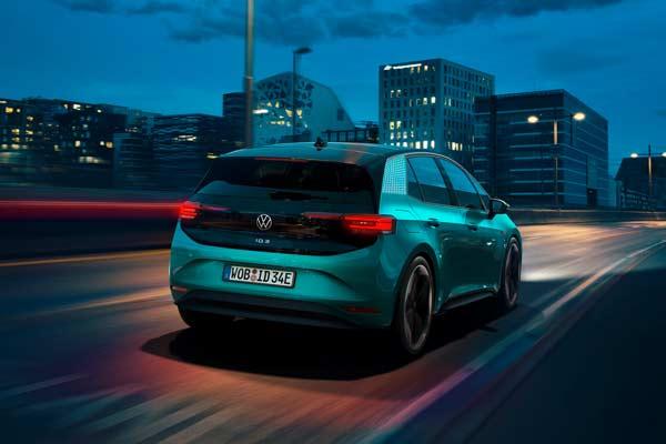 Volkswagen ID 3 zaragoza 2020