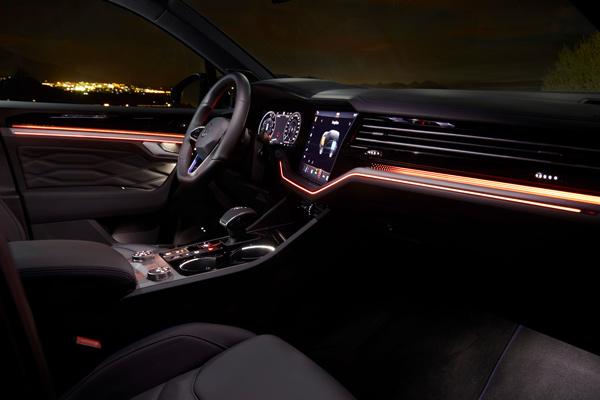 Interior Volkswagen Touareg R
